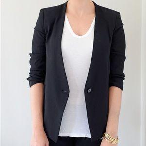 Business Black Blazer- Zara